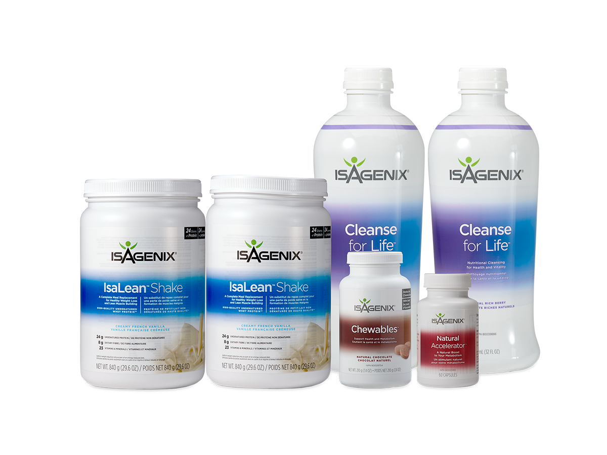 Isagenix 9 day - Arizona